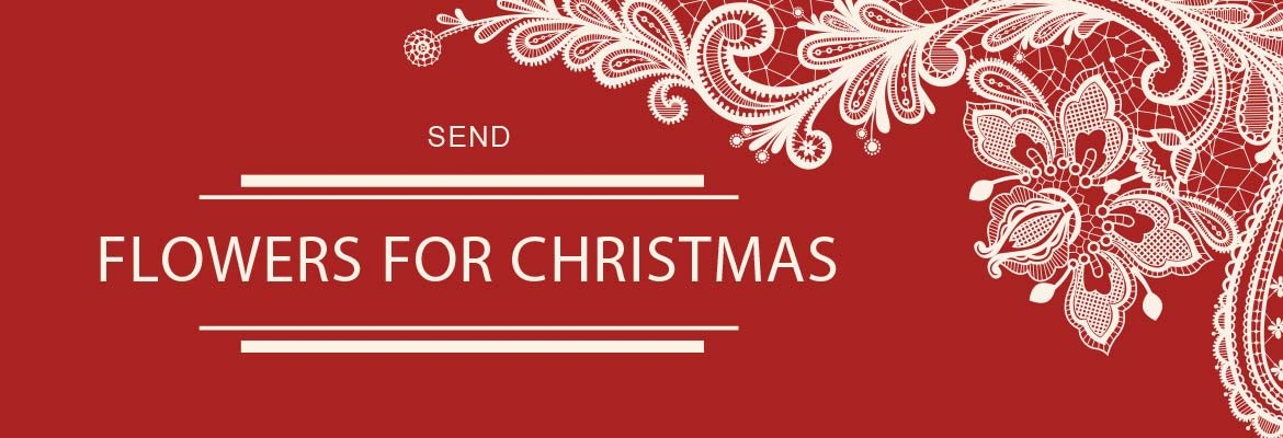 Send Christmas flowers in Holborn, London WC1
